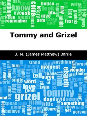 cover image of Tommy and Grizel