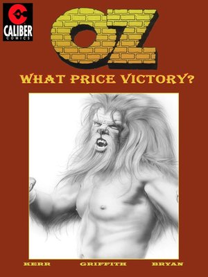 cover image of OZ: Volume 3