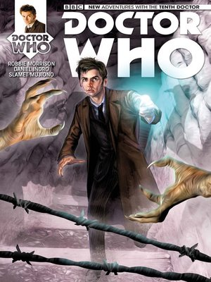 cover image of Doctor Who: The Tenth Doctor, Year One (2014), Issue 7