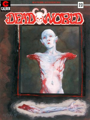 cover image of Deadworld, Issue 23