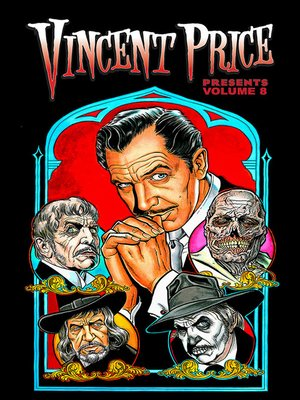 cover image of Vincent Price Presents, Volume 8