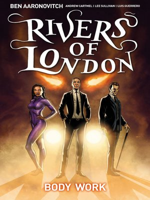 cover image of Rivers of London: Body Work (2015), Issue 1