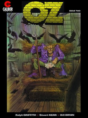 cover image of OZ, Issue 2