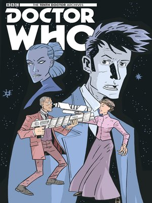 cover image of Doctor Who: The Tenth Doctor Archives (2015), Issue 33