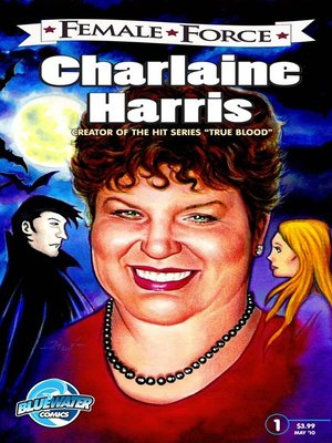 cover image of Charlaine Harris