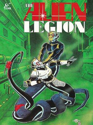 cover image of Alien Legion (1984), Issue 11