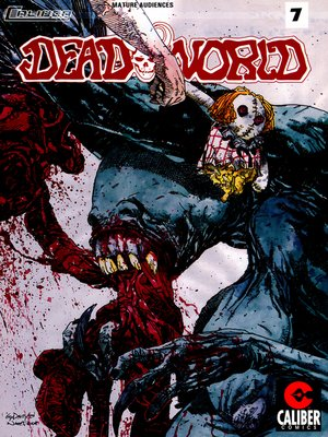 cover image of Deadworld, Volume 2, Issue 7