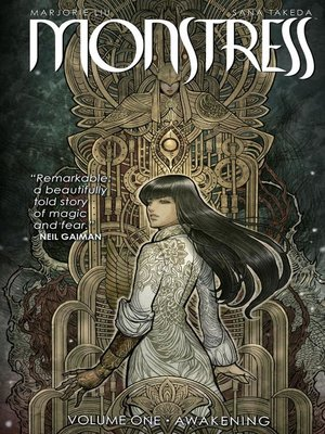 cover image of Monstress, Volume 1