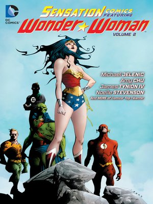 cover image of Sensation Comics Featuring Wonder Woman, Volume 2