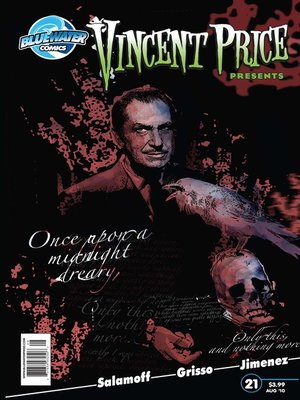 cover image of Vincent Price Presents, Issue 21