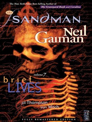 cover image of The Sandman, Volume 7