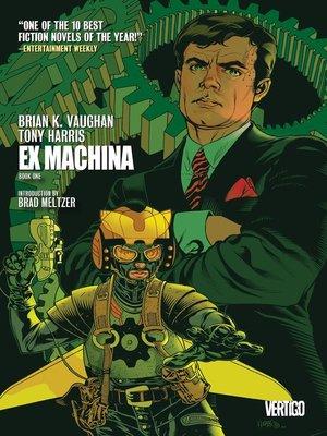 cover image of Ex Machina (2004), Book 1