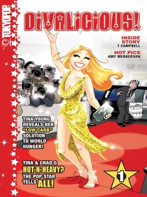 cover image of Divalicious!, Volume 1