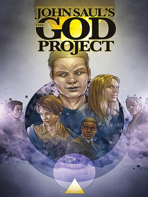 cover image of John Saul's The God Project, Collected Edition