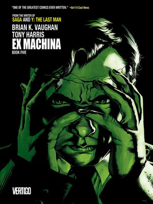 cover image of Ex Machina (2004), Book 5