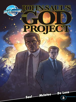 cover image of John Saul's The God Project, Issue 3