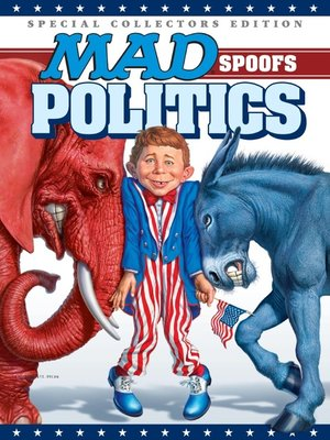 cover image of MAD Spoofs Politics