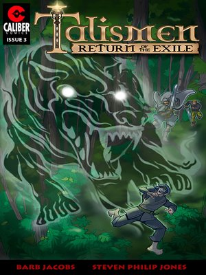 cover image of Talismen: Return of the Exile, Issue 3