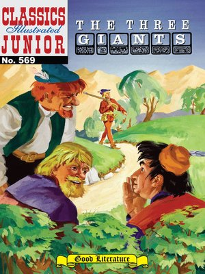 cover image of The Three Giants