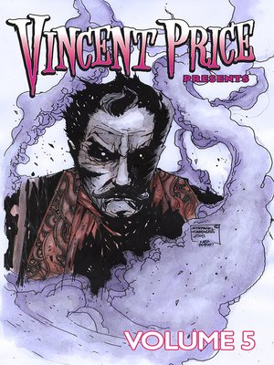 cover image of Vincent Price Presents, Volume 5