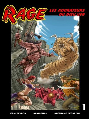 cover image of Rage, Issue 1