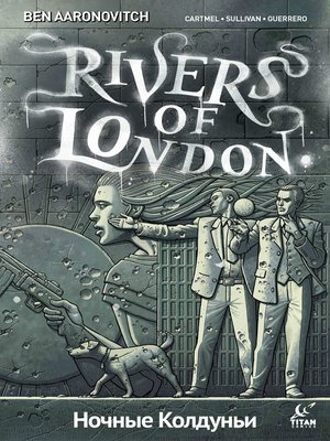 cover image of Rivers of London: Night Witch (2016), Issue 1