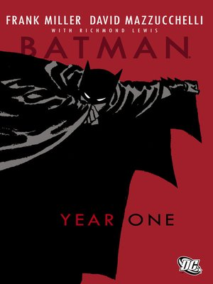 cover image of Batman: Year One