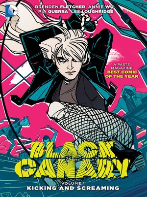 cover image of Black Canary (2015), Volume 1