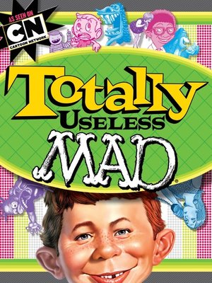 cover image of Totally Useless MAD