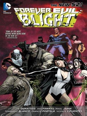 cover image of Forever Evil: Blight