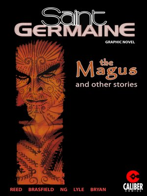 cover image of Saint Germaine: Magnus and Other Tales