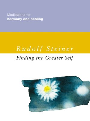 cover image of Finding the Greater Self