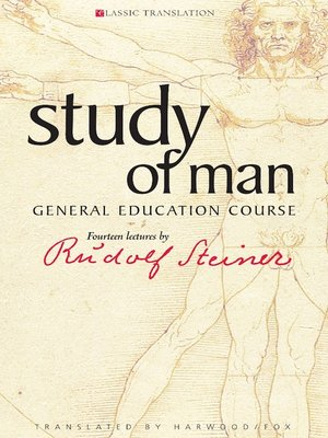 cover image of Study of Man