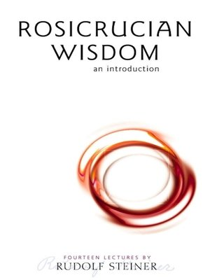 cover image of Rosicrucian Wisdom