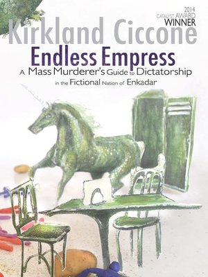 cover image of Endless Empress