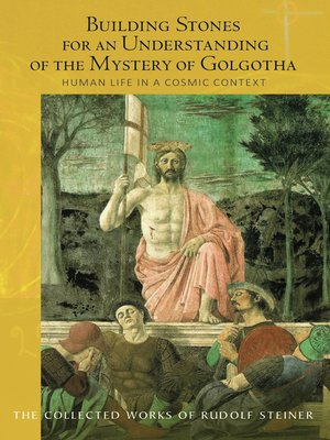 cover image of Building Stones for an Understanding of the Mystery of Golgotha