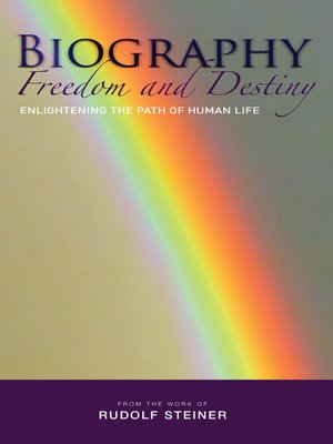 cover image of Biography: Freedom and Destiny