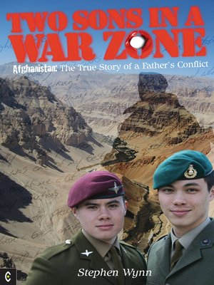 cover image of Two Sons in a War Zone