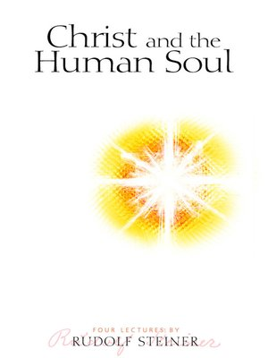 cover image of Christ and the Human Soul
