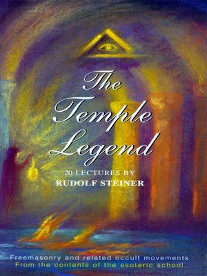 cover image of The Temple Legend