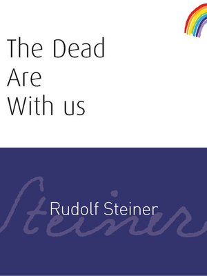 cover image of The Dead Are With Us