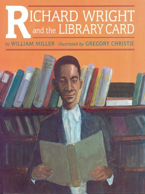 cover image of Richard Wright and the Library Card