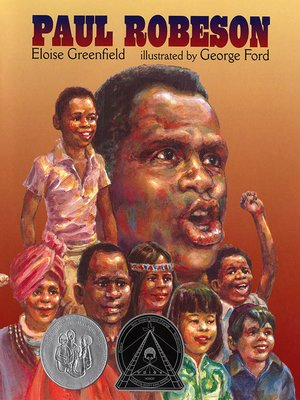 cover image of Paul Robeson