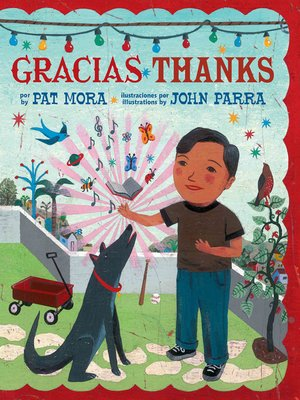 cover image of Gracias - Thanks