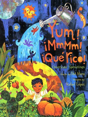 cover image of Yum! Mmm! Que Rico!