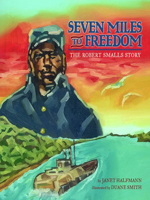 cover image of Seven Miles to Freedom