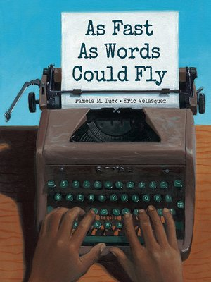 cover image of As Fast as Words Could Fly
