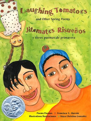 cover image of Laughing Tomatoes and Other Spring Poems