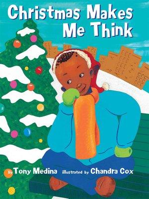 cover image of Christmas Make Me Think