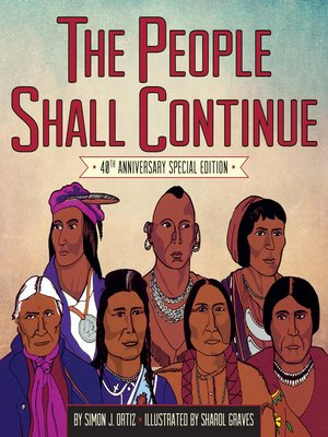 cover image of The People Shall Continue
